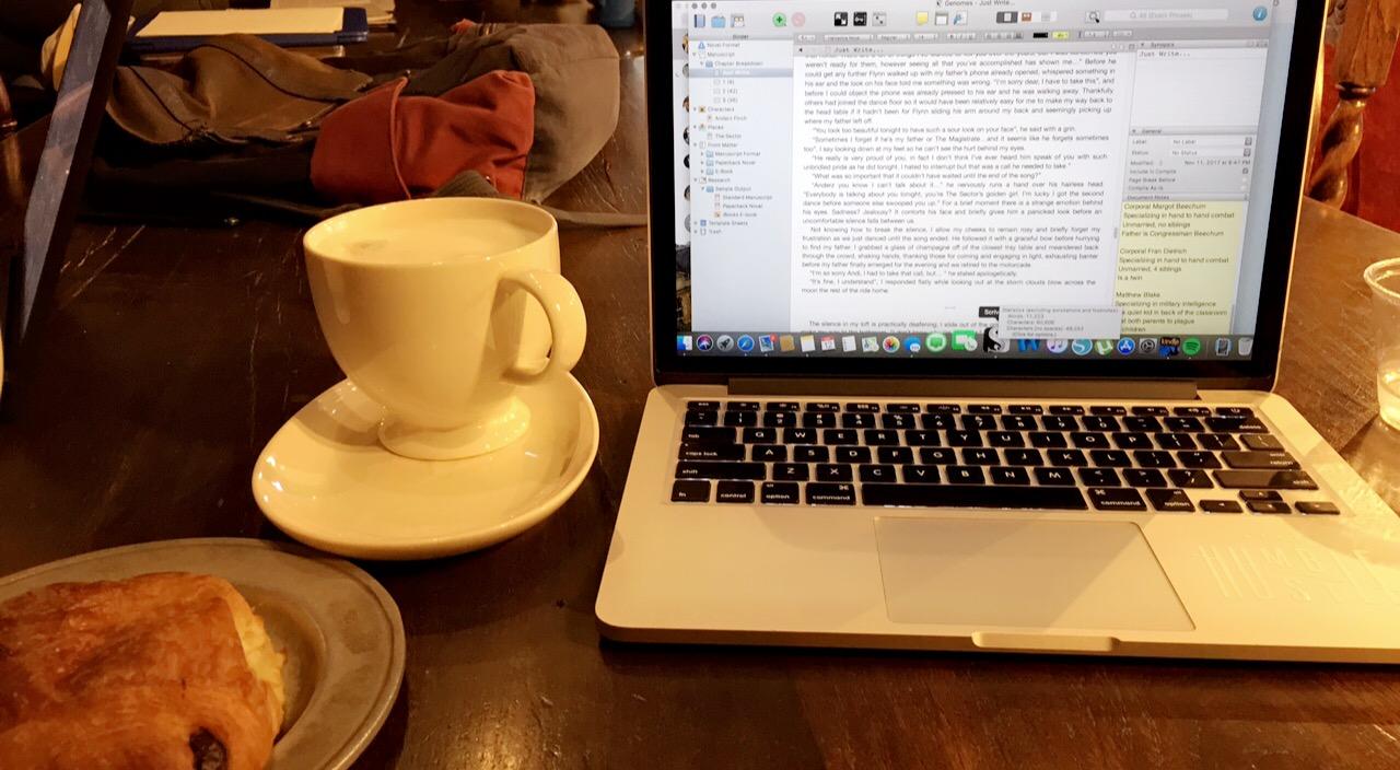 Writing Adventure
