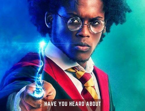 Have you heard about #BlackHogwarts?