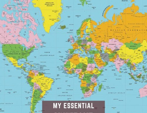 My Essential Bucket List: A List for Wandering & Lusting