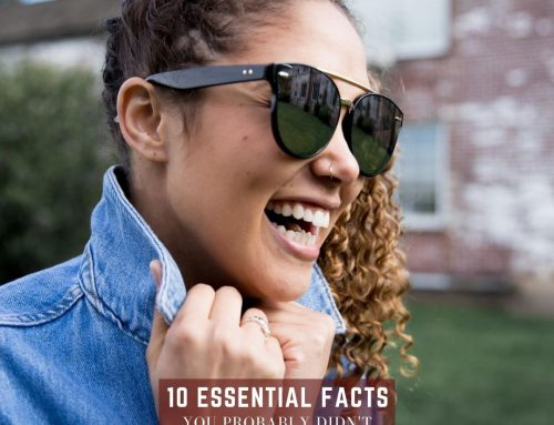 10 Essential Things You Maybe Didn't Know About Me