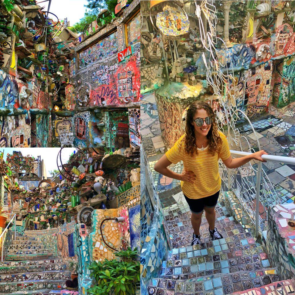 Philadelphia Magic Gardens