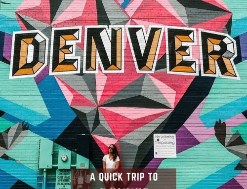A Quick Trip To Denver