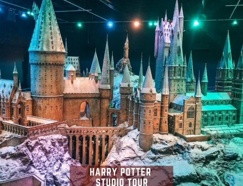 Harry Potter Studio Tour London: Hogwarts in the Snow