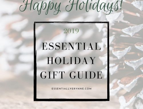 2019 Essential Holiday Gift Guides
