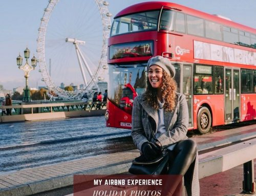 AirBnB Experience: Holiday Photos in London
