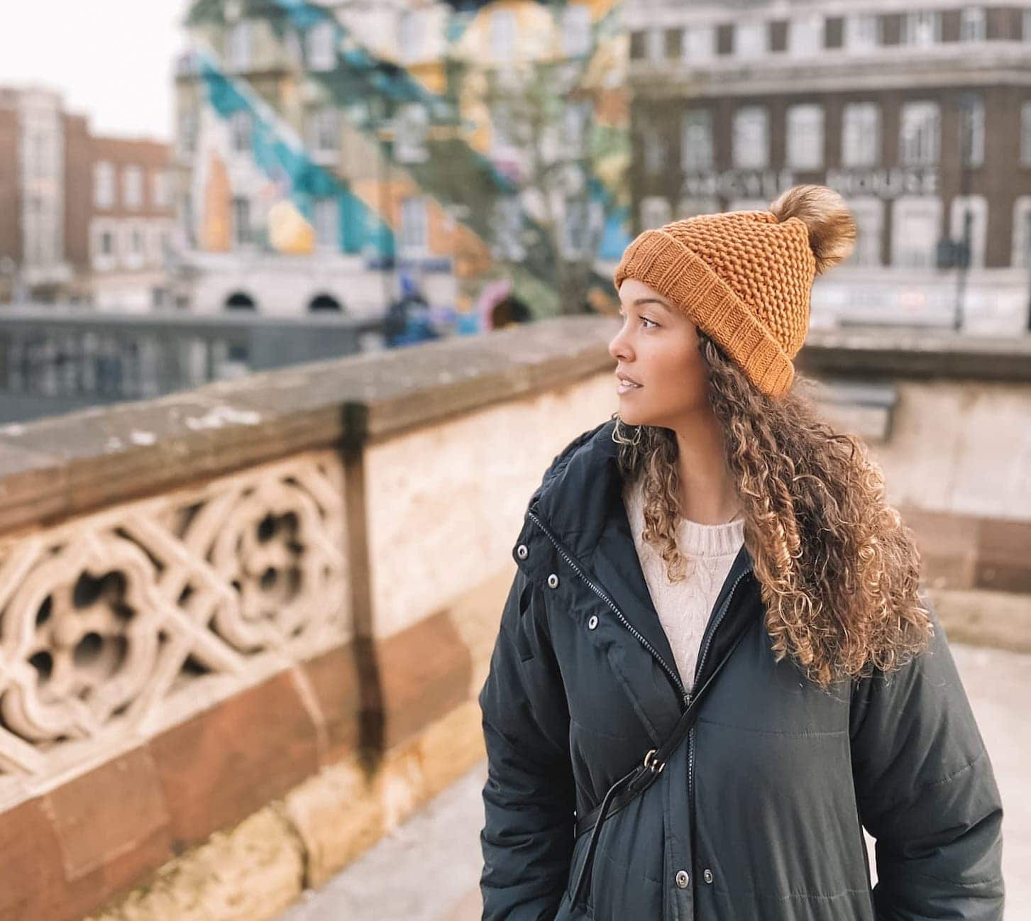 Curly Hair in London