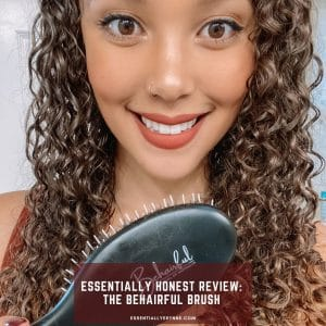 Behairful Brush Review