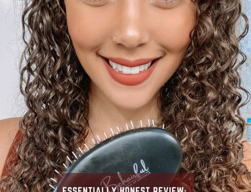 Essentially Honest Review: The Behairful Brush