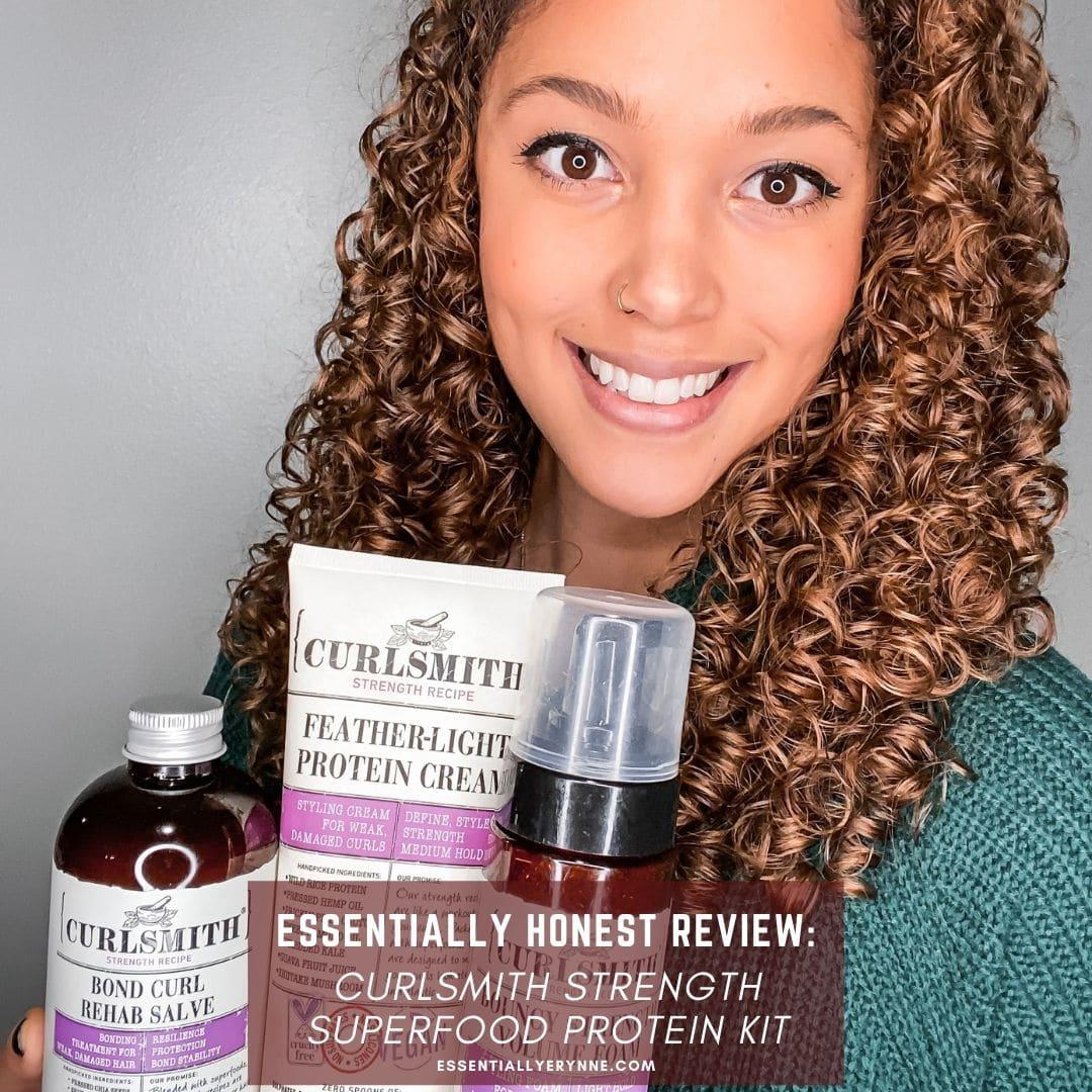 Curlsmith Protein Line