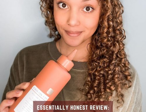 Essentially Honest Review: Kristin Ess Curly Product Line