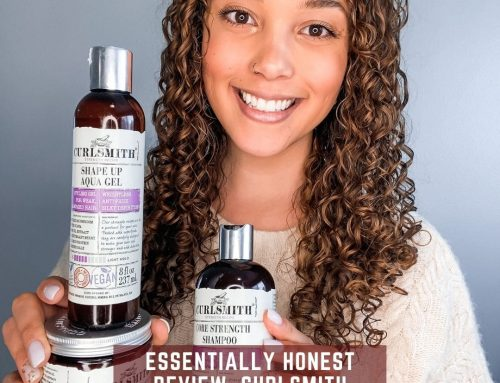 Essentially Honest Review: New Curlsmith Protein Products Part 2