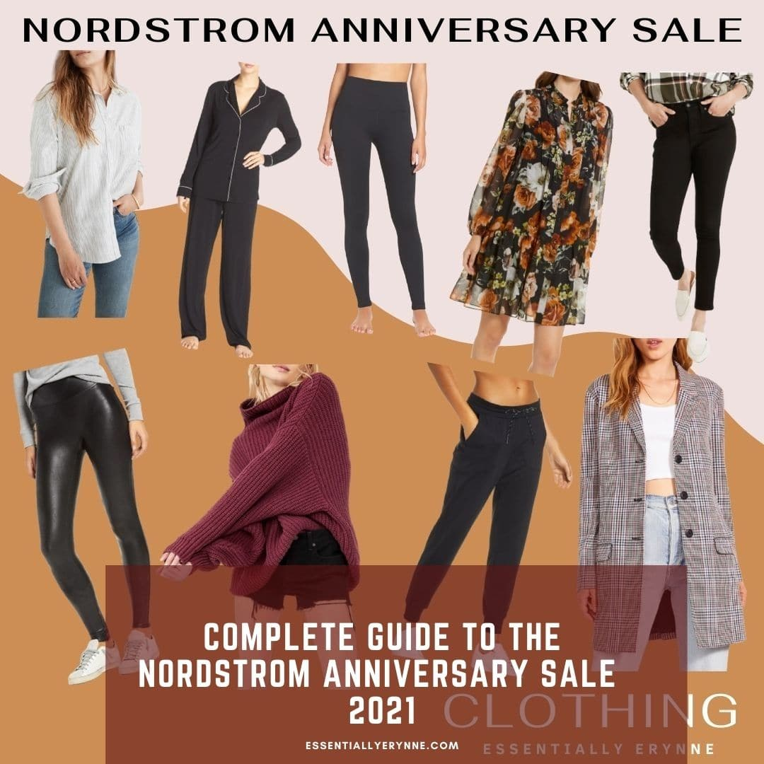 Complete Guide to the Nordstrom Anniversary Sale 2021